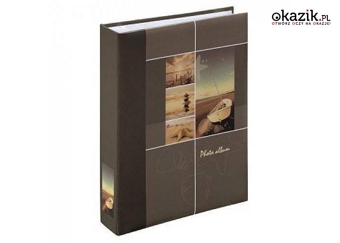Hama: ALBUM SEA VIEW BRĄZOWY 10X15/200