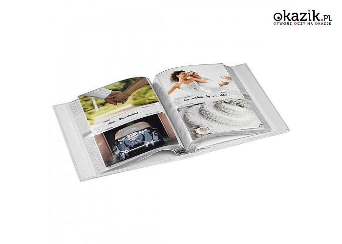 Hama: ALBUM WENECJA 10X15/200. Album dla szybkiego i łatwego przechowywania zdjęć