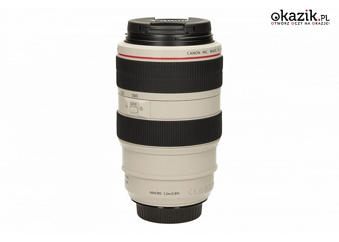 Canon: EF 70-300MM 4.0-5.6L IS USM 4426B005