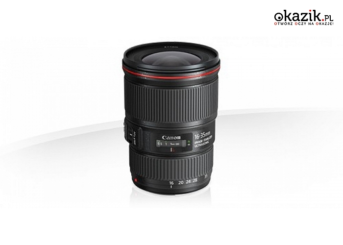Canon: EF 16-35MM 4.0L IS USM 9518B005AA