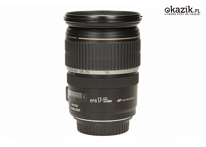 Canon: EF-S 17-55MM 2.8 IS USM 1242B005