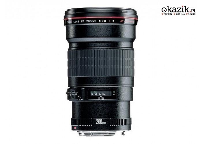Canon: EF 200MM 2.8L II USM 2529A015