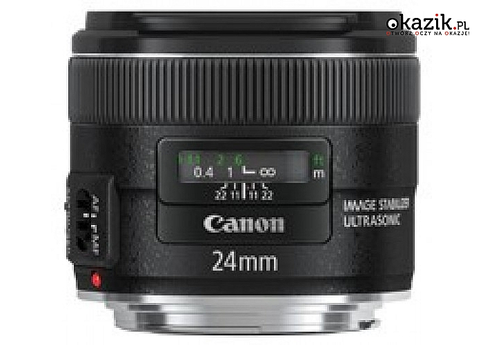 Canon: EF 24MM 2.8 IS USM 5345B005