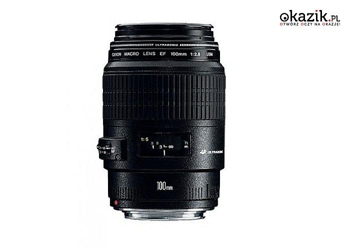 Canon: EF 100MM 2.8 USM MACRO 4657A011