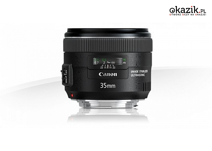 Canon: EF 35MM 2.0 IS USM 5178B005