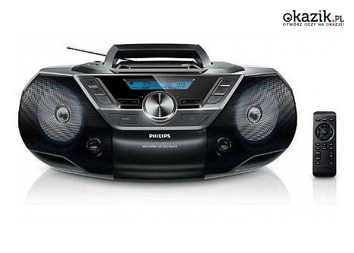 Philips: Radiomagnetofon AZ780