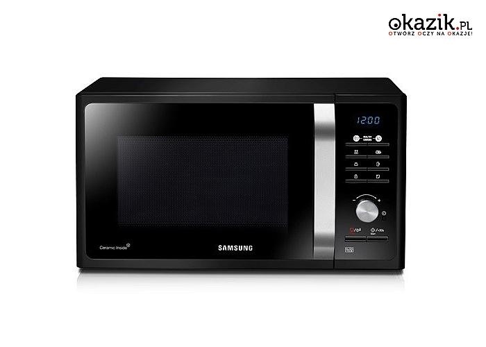 Kuchenka mikrofalowa Samsung MS23F301TFK