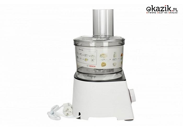 Bosch: Robot kuchenny MCM 4100 + MCZ4RS1
