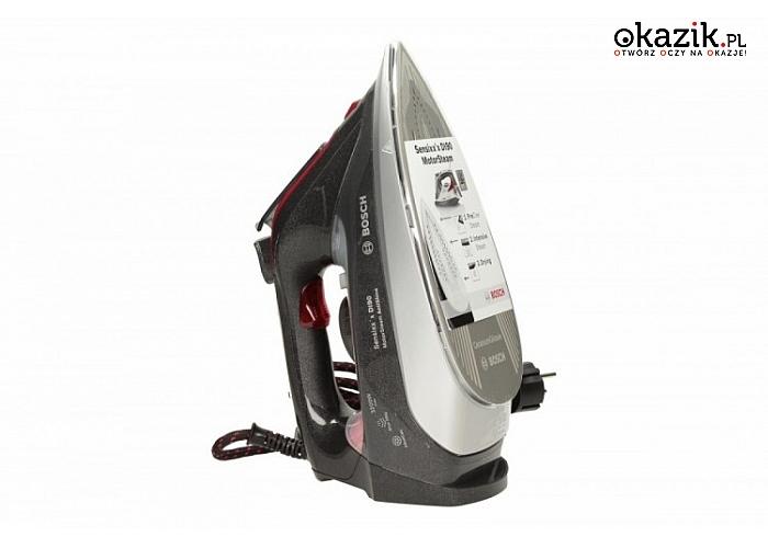 Bosch: Żelazko z generatorem pary TDI 903231A