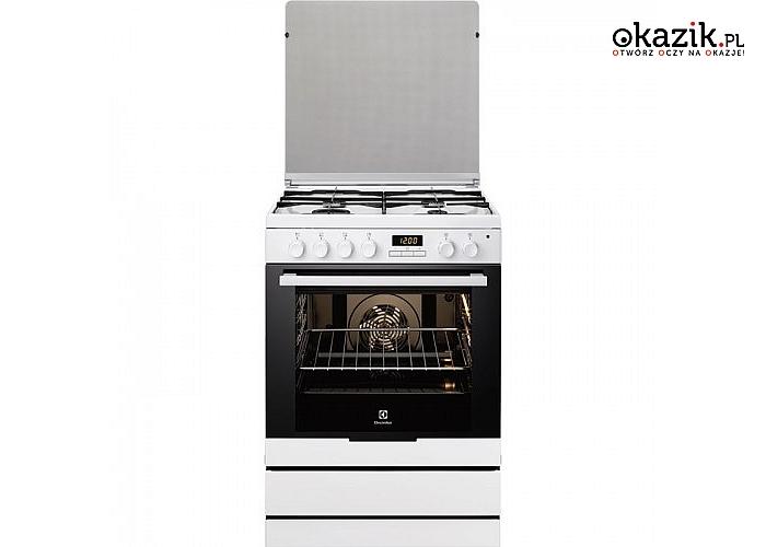 Electrolux: Kuchnia EKK6450AOW