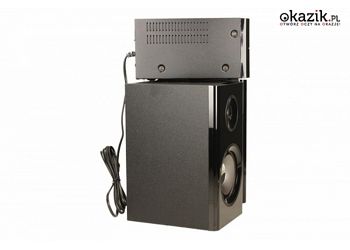 Philips: Mikro Wieża DVD BTD 2180