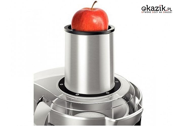 Sokowirówka Bosch MES 4010 o mocy 1200 W