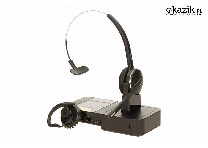 Jabra: PRO9470 Mono DECT BT, Softphone, NC