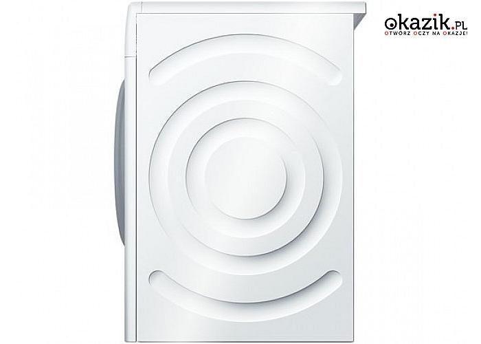 Bosch: WTG86400PL Suszarka  z programem AntyAlergia i certyfikatem ECARF