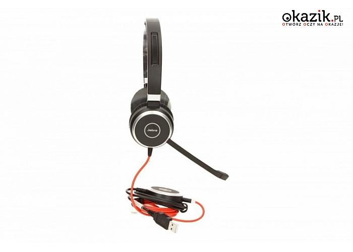 Słuchawki Jabra: Evolve 40 Duo