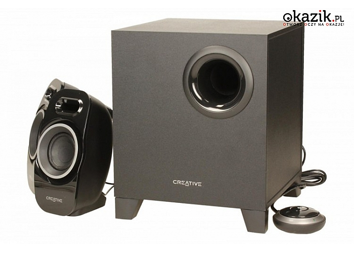 Creative Labs: T3250W głośnik BT 2.1