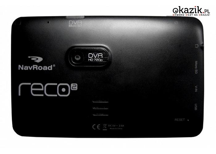 Nawigacja NavRoad: RECO2 + 8GB