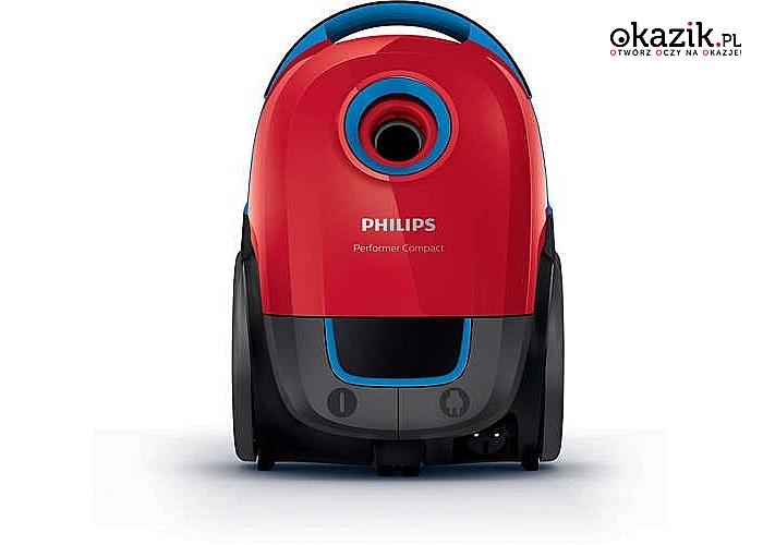 Philips: Odkurzacz workowy Performer Compact FC8373/09
