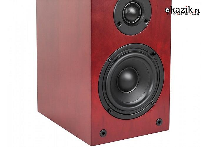 Kruger & Matz: Wieża z CD, portem USB, Bluetooth i radiem FM model KM 1584CD
