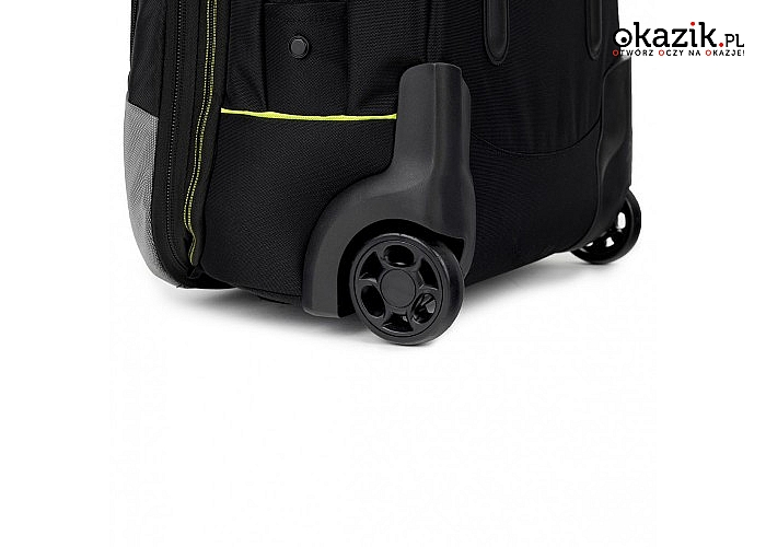 Targus: CityGear 15.6'' Laptop Vertical Roller - Black