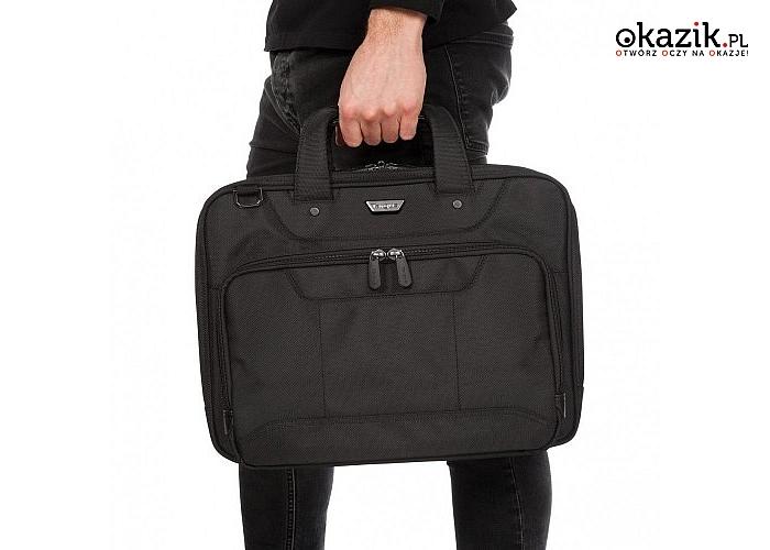 Targus: Corporate Traveller 15.6'' Topload Laptop Case - Black