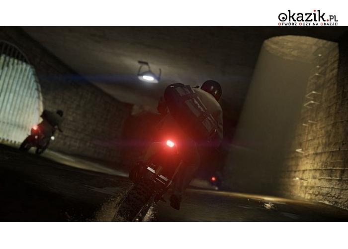 Cenega: Grand Theft Auto V Xbox One PL/ENG