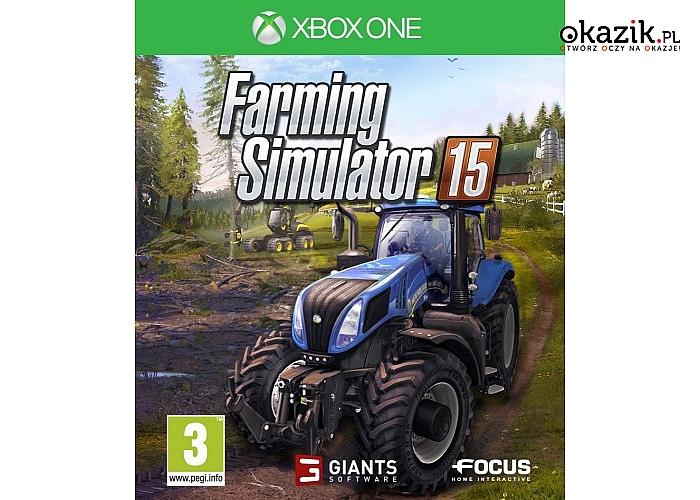 CD Projekt: Farming Simulator 2015 Xbox One (napisy PL)