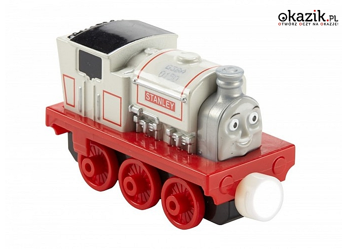 Mattel: Tomek i Przyjaciele, Adventures Light Up Stanley