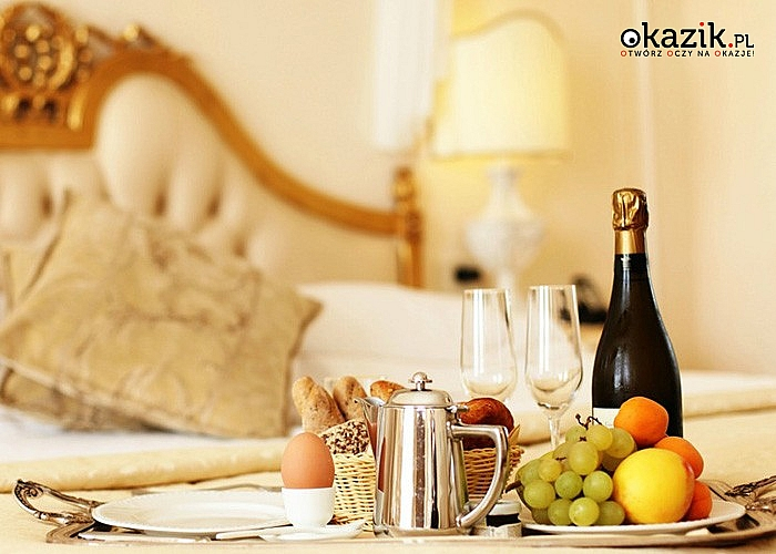 Idealne miejsce na ferie! Luksusowy DWÓR**** W MURZASICHLU z pokojem superior i wyżywieniem HB.