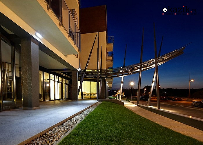Siła przestrzeni i natury w BALTIC PLAZA HOTEL**** MEDISPA & FIT w Kołobrzegu na 2-, 3-, 4-, 6- lub 8-dniowy pobyt