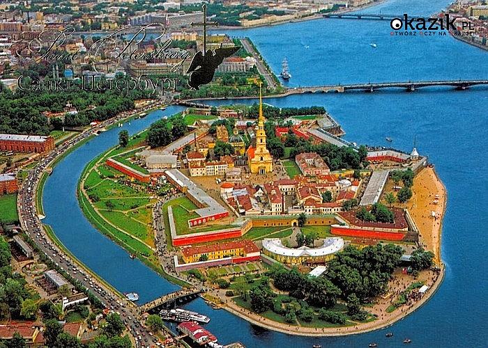 WYCIECZKA PROMEM do  Petersburga, Tallina i Rygi. 7 dni przygód na wodach Bałtyku wiosną lub latem!
