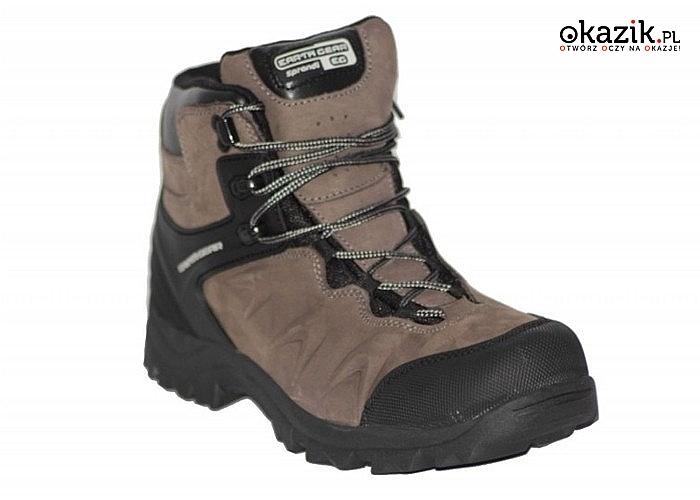 08ad3572ebb0c Trzewiki męskie firmy SPRANDI gwarantują wygodę i komfort chodzenia, a  także odpowiednią ochronę termiczną stóp