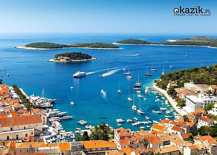 7-dniowa wycieczka do Chorwacji! 4 noclegi w pensjonacie ! Śniadania i obiadokolacje! Autokar klasy LUX! Opieka pilota!