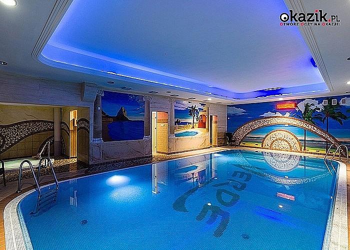 Wiosenny wypoczynek w Hotelu Verde***! Mścice k. Koszalina! Komfortowe pokoje! Strefa Wellness! Wyżywenie! Atrakcje!