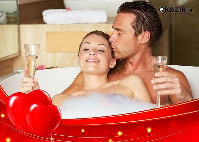 """""""Bo miłość jest najważniejsza…"""" - 3-dniowy PAKIET WALENTYNKOWY dla 2 osób w TeoDorka Med&Spa w Ciechocinku"""