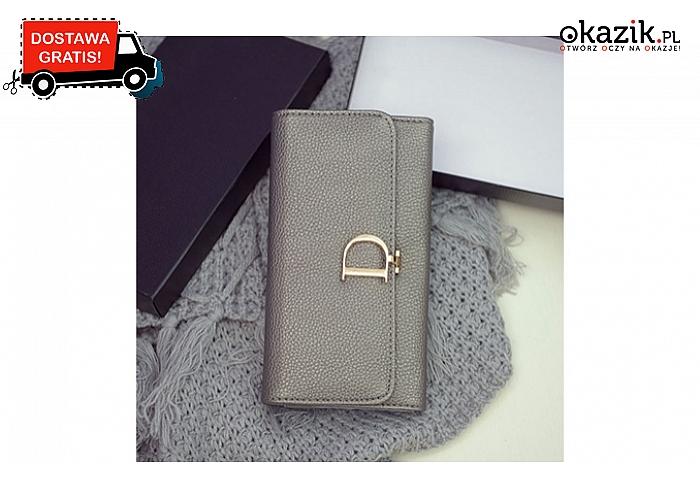b8f9faf11b094 W najmodniejszym stylu! Luksusowy portfel damski Dior!