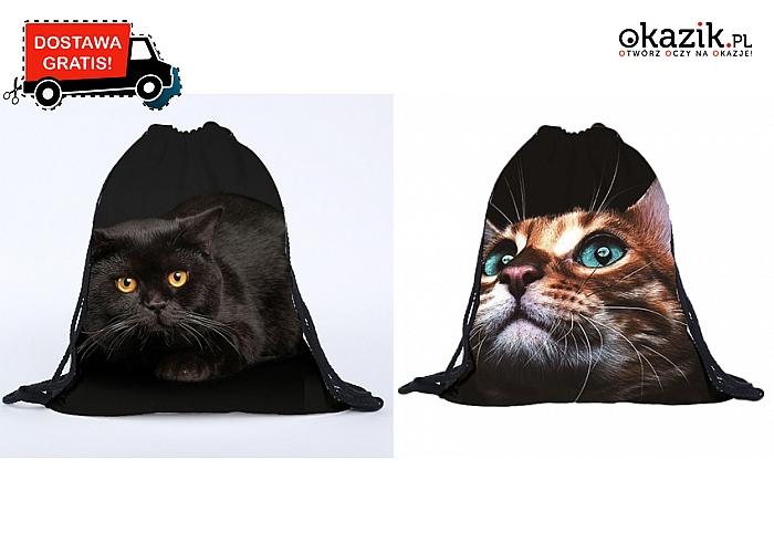 W tym przypadku nie kupisz kota w worku!