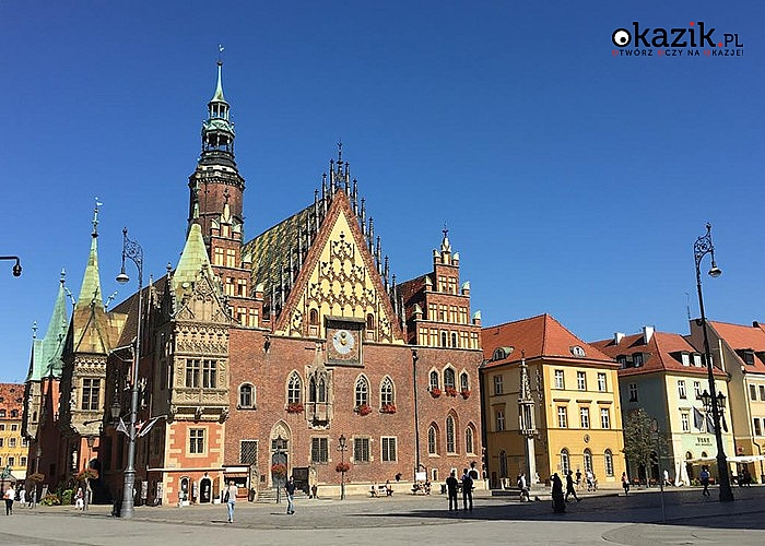 Pobyt dla dwojga w Hotelu Tumskim we Wrocławiu! Wyżywienie! Bliskie położenie atrakcji turystycznych!