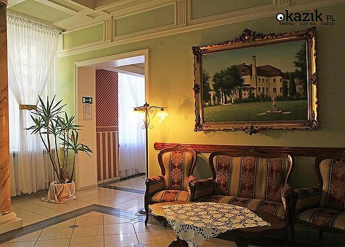 """""""PAŁAC WITASZYCE"""" Hotel-Restauracja-Muzeum w Wielkopolsce. Śniadania oraz pokoje wyposażone w łazienkę i TV."""