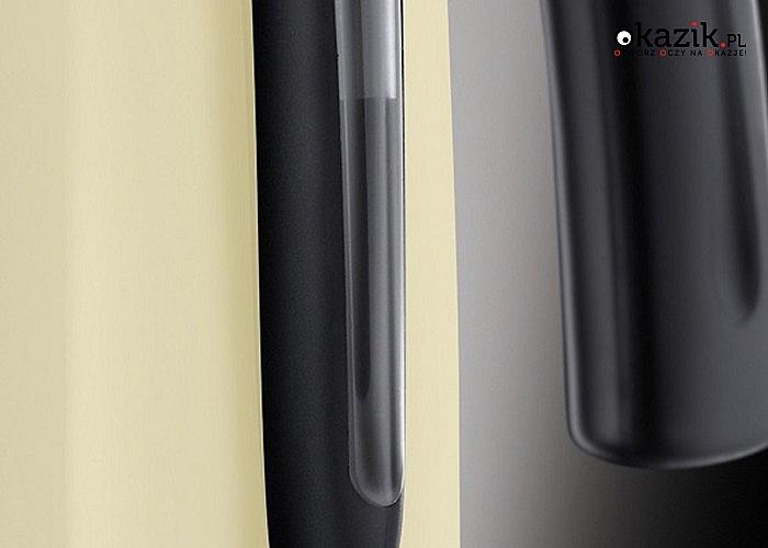 CZAJNIK ELEKTRYCZNY Russell Hobbs Colours Plus Classic Cream 1,7 L do jednoczesnego przygotowania wody do 6 filiżanek