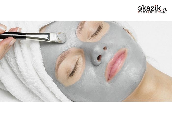 Maski na twarz lub ciało: popraw kondycję swojej skóry. SALON MARSZAŁKOWSKA w Warszawie