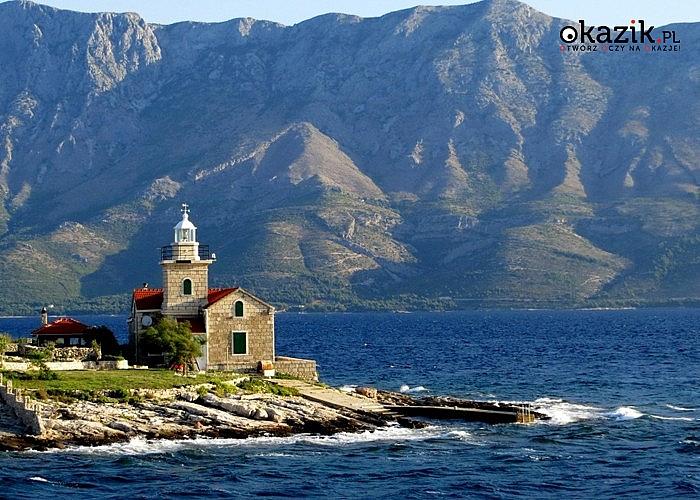 Jedna z najpiękniejszych wysp świata -  HVAR NA 8-DNIOWE WAKACJE. Resort Fontana w Jelsa w Chorwacji czeka na gości!
