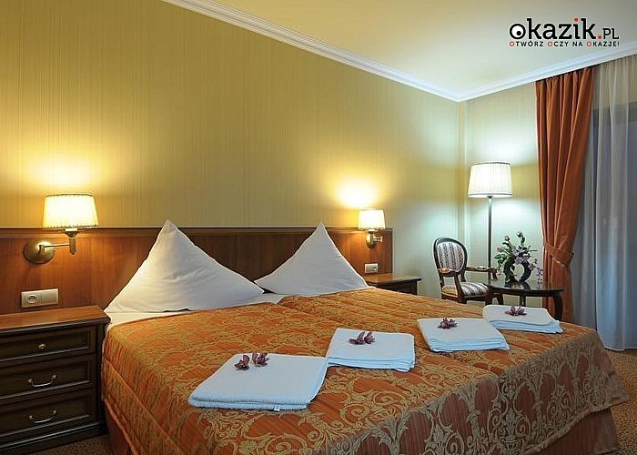 Hotel Delfin**** w Dąbkach! Komfortowe i estetyczne pokoje! Nielimitowany dostęp do strefy SPA & Wellness! Wyżywienie!