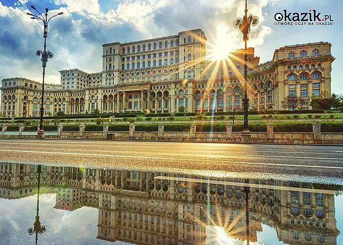 Wycieczka do Rumunii! 3 noclegi w Hotelu*** ! 3 śniadania i obiadokolacje! Autokar klasy LUX! Opieka pilota!