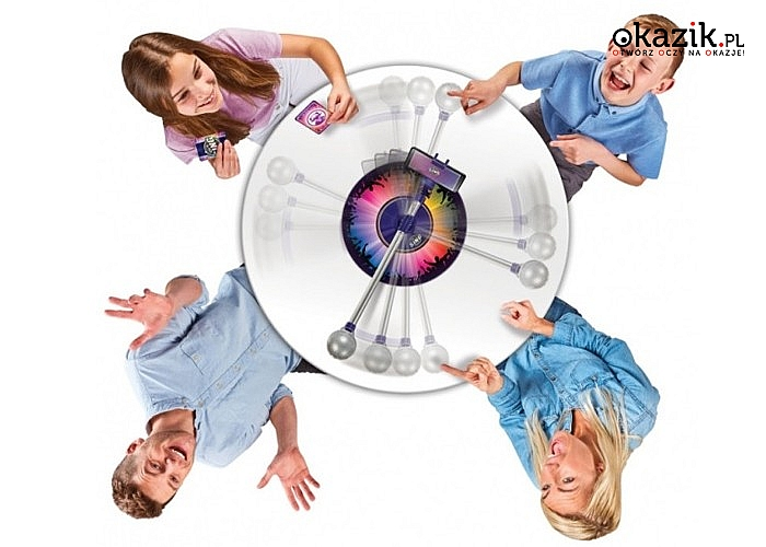 Zostań gwiazdą talent show z grą interaktywną Spin to Sing Ruletka Talentów