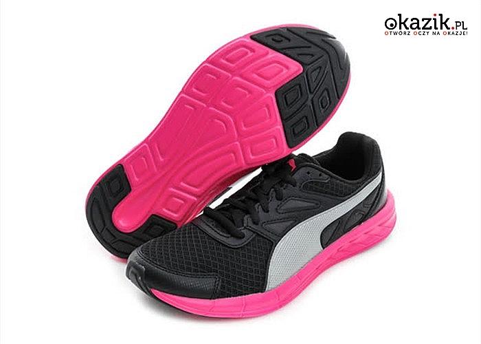 Damskie buty Puma Driver są stworzone dla osób aktywnie spędzających czas