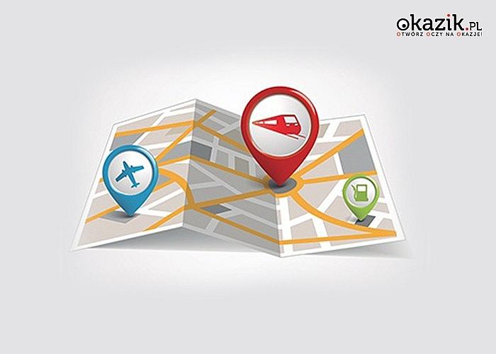 Lusterko wsteczne z nawigacją GPS, dwiema kamerami samochodowymi oraz systemem Android 4.4 KitKat