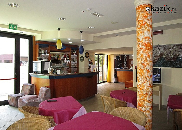 Piękne wakacje we Włoszech! Hotel Reale*** w Rimini! Pobyty z wyżywieniem! Doskonała lokalizacja! 250 m od plaży! Basen!