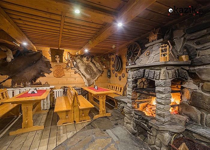 Dom wypoczynkowy Trzy Korony w Szczawnicy. Wysoki standard. Domowe jedzenie. Ognisko z kapelą w plenerze. Wiele atrakcji