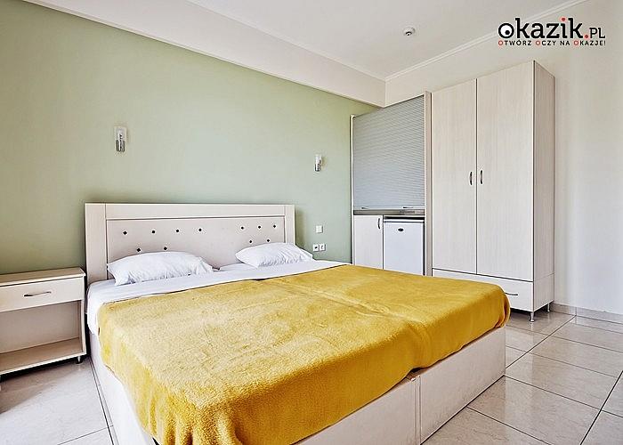 Grecja – Olimpic Beach! Hotel Enastron***! Autokar klasy LUX! Atrakcje! Komfortowe pokoje z łazienką i balkonem!